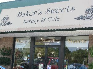 Bakers Sweets