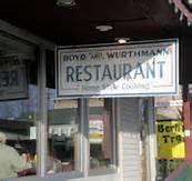 Boyd & Wurthmann's Restaurant