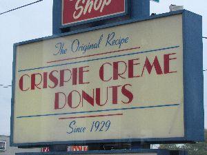 Crispie Creme Donut Shop