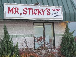 Mr. Stickys