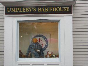 Umplebys bakery 1