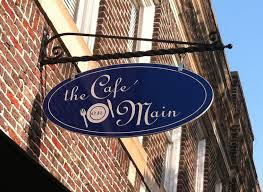 the cafe on main